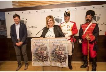 La Ruta de los Ingleses de Romangordo confía en conseguir la Declaración de Fiesta de Interés Turístico Regional.
