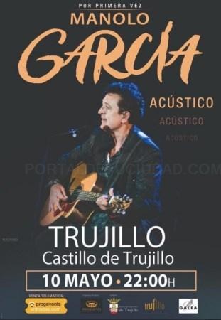 Concierto Acústico de Manolo García.