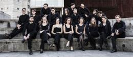 Concierto Natalia Ensemble - Sinfonías de Salón