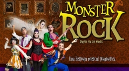 Monster Rock. Una historio musical terrorífica