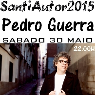 Pedro Guerra no Santi Autor