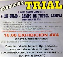 Trial en Lampai