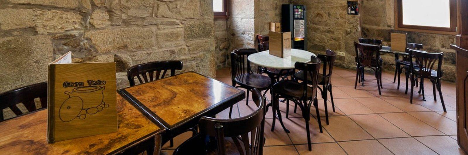 casa de comidas santiago de compostela. Tapas en Santiago de Compostela