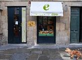 tienda productos ecologicos,  santiago de compostela