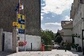 Entrada hostal / Albergue