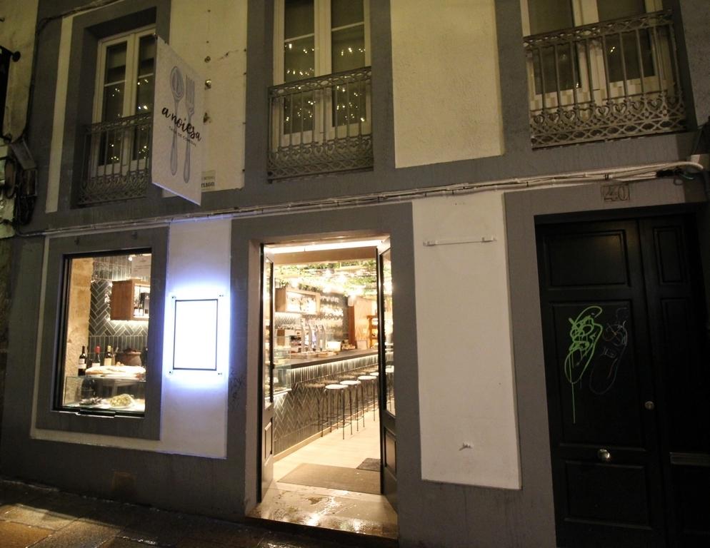 Restaurante en Santiago de Compostela