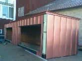 falso techo en aluminio en galicia. PUERTAS THT EN GALICIA. CANALONES EN GALICIA. CANALON SANTIAGO