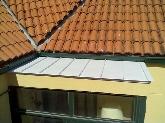 falso techo imitación a madera en Santiago. CANALONES EN SANTIAGO. ALUMINIOS BARATOS EN SANTIAGO, cubiertas a junta alzada en Santiago de Compostela. MANTENIMIENTO DE CANALONES EN SANTIAGO