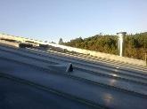 falso techo imitación a madera en Santiago. CANALONES EN SANTIAGO. ALUMINIOS BARATOS EN SANTIAGO