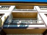 cubiertas a junta alzada en Santiago de Compostela. MANTENIMIENTO DE CANALONES EN SANTIAGO