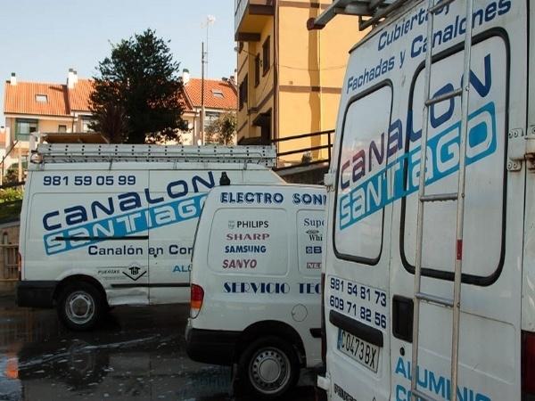 Canalón Santiago