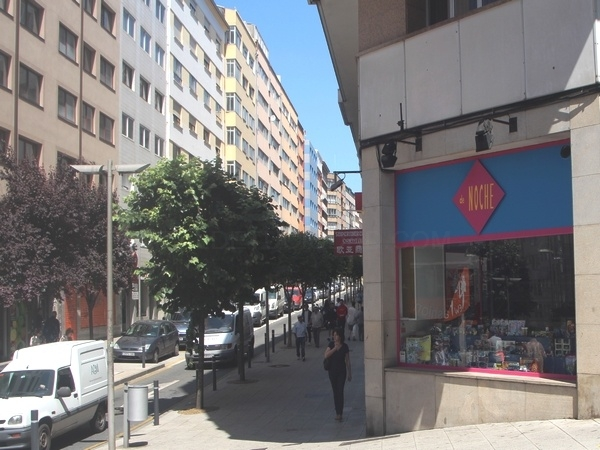 Tienda 'De Noche 24 horas', en Santiago