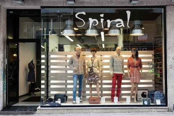 Spiral Shop