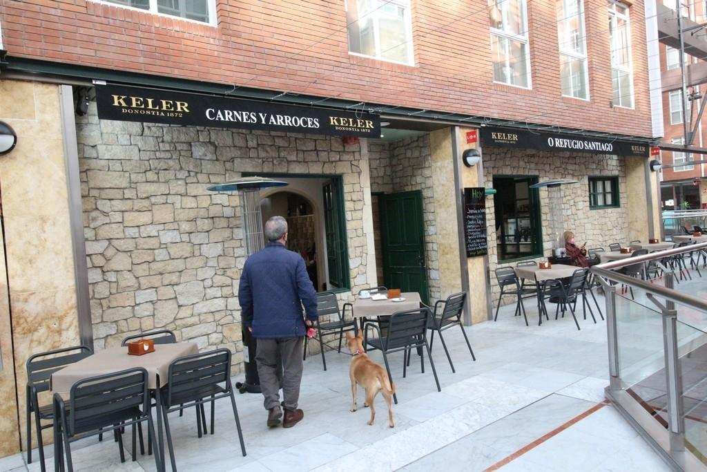 Restaurante en Santiago de Compostela. Mesón en Santiago. Tapería en Santiago.