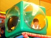 Parques infantiles en Santiago de Compostela,  Centros de ocio para niños donde encontrarás piscinas de bolas, columpios, actividades infantiles, toboganes