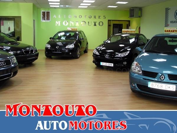 Automotores Montouto: taller y coches de ocasión en Santiago