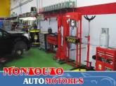 Concesionarios, Talleres mecánicos para automóviles
