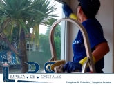LIMPIEZA PROFESIONAL DE CRISTALES EN SANTIAGO. SERVICIO DE LIMPIEZA PROFESIONAL EN SANTIAGO.  AMES, Limpieza