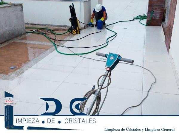 SERVICIOS DE LIMPIEZA LDC