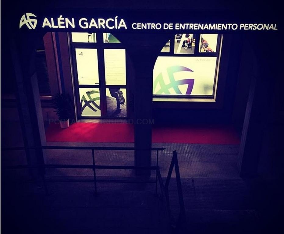 Entrenador personal en Santiago, Alén García