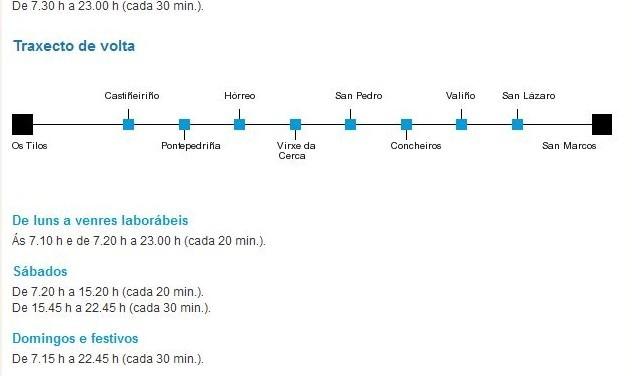Línea 6 Vuelta