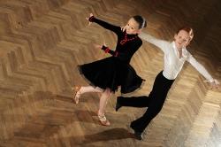Baile latino para niños en Centro Starben