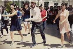 Clases de Jazz Steps (swing) en Santiago de Compostela