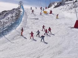 Oportunidad para jóvenes entre los 14 y 20 años de iniciarse en el esquí