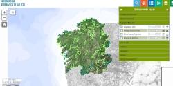 Todos os mapas de Galicia a golpe de clic