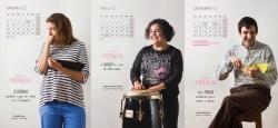 Autismo Galicia presenta o calendario 'Un espectro, múltiples capacidades'