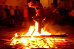 Compostela celebra o San Xoán