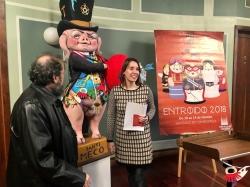 Compostela celebra un Entroido 'romántico'