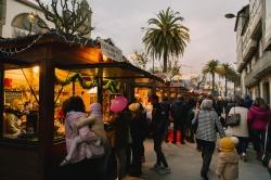 Aberto o prazo para solicitar postos no Mercado de Nadal
