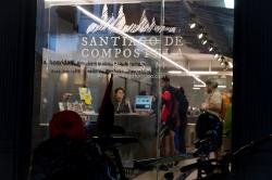 Axudas para a restauración e a hospedaxe de Compostela