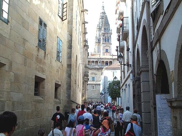 Os turistas estranxeiros prefiren Galicia