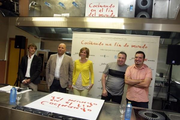 A gastronomía galega, protagonista dunha longametraxe