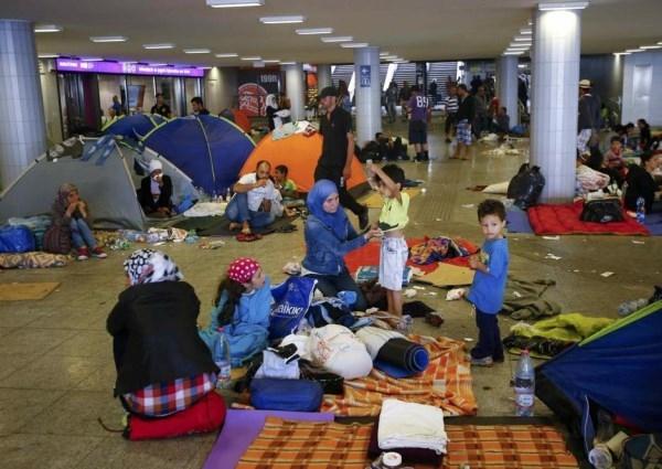 ¿Cómo ayudar a los refugiados sirios desde Santiago?