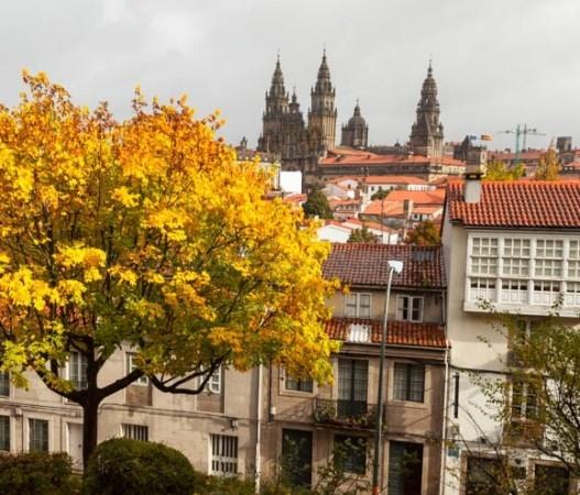 El otoño traerá temperaturas altas y lluvias frecuentes