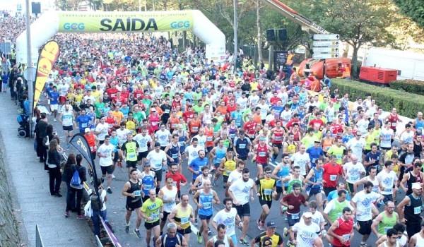 La Carreira Pedestre de Santiago se celebra el próximo 25 de octubre