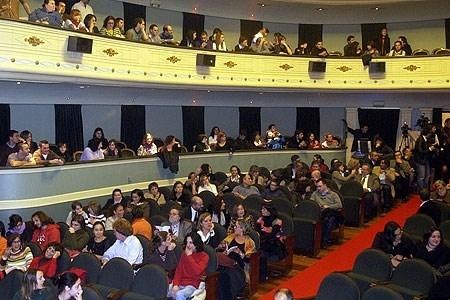 El seis de noviembre empieza Cineuropa