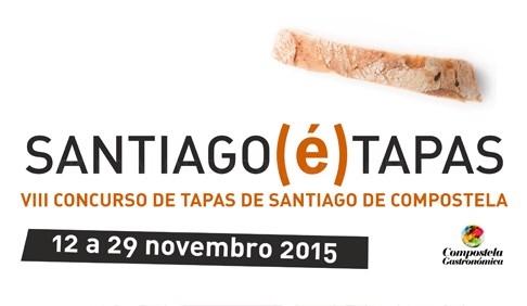 Achégase a oitava edición de Santiago (é)Tapas