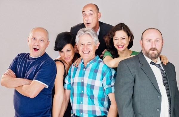 A obra teatral 'Taxi' chega hoxe a Compostela precedida dun gran éxito