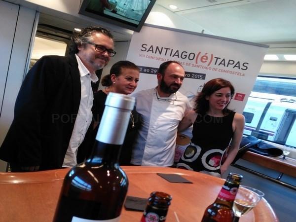 Compostela busca su mejor tapa entre 69 restaurantes de la ciudad