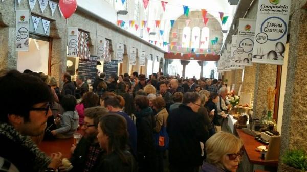 Santiago terá o seu Mercado de Nadal na Praza de Abastos