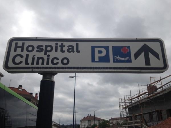 """Malestar por el """"carísimo"""" parking del Hospital Clínico"""