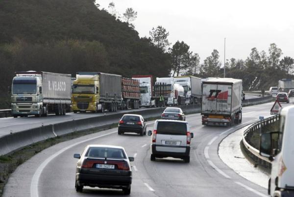 Más de medio millón de desplazamientos en este puente en Galicia