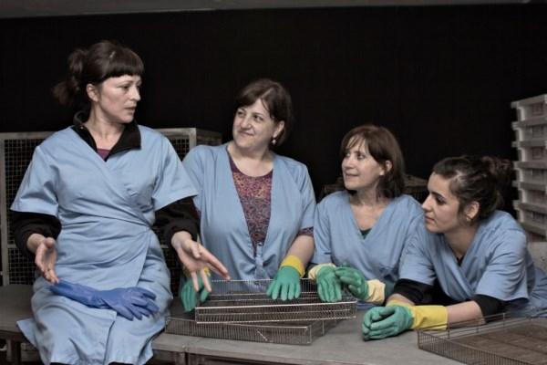 Chega ao Principal 'As do peixe', unha comedia de Cándido Pazó basada en feitos reais