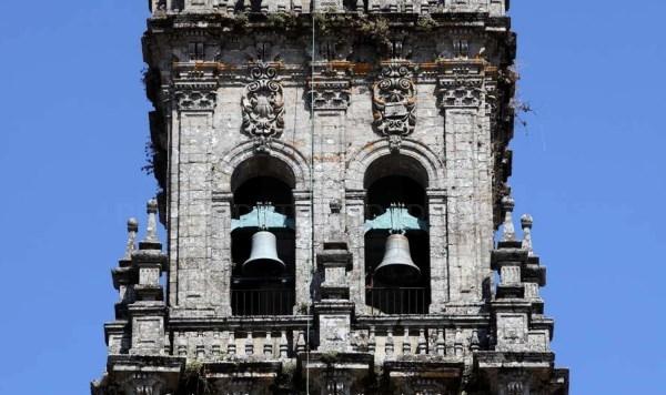 Medio siglo después sonará el 'repique francés' en las campanas de Santiago