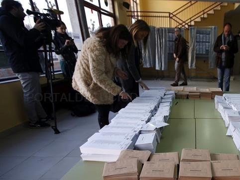 La provincia de A Coruña le ha dado tres diputados al PP, dos a En Marea, dos a PSOE y uno a C's 1