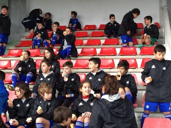 Os Campus de fútbol e baloncesto, os 'reis' das vacacións en Compostela